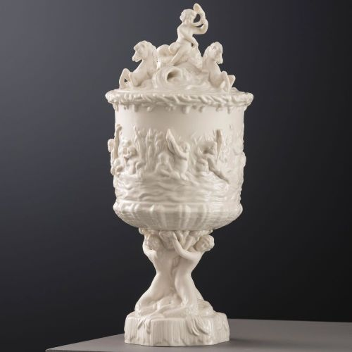 Belleek Masterpiece Collection - Prince Of Wales Ice Pail